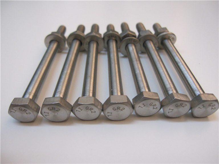millor venda de boleta de titani dinastia de gran qualitat Qulity DIN933 en venda