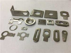 NO.58-A2-70 SS304 Peça d'estampat de metalls d'acer inoxidable