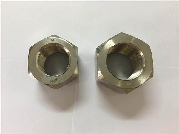 fabricar aliatges de níquel a453 660 1.4980 femelles hexagonal