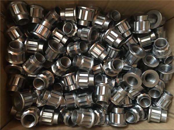 Rentadores d'alta pressió d'acer inoxidable din125