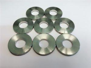 No. 20-DIN6796 rentadora de pany de rentat d'acer inoxidable