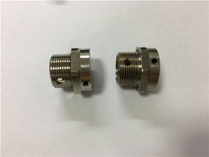 No.37: Endoll d'acer inoxidable (capçal hexàgon) 304 (304L), 316 (316L)