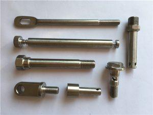 N º 42 Fixacions Inoxidables de recissió Fixacions metàl·liques de tornejat CNC
