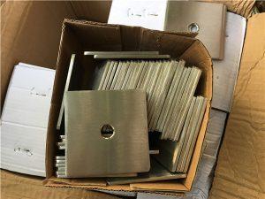 Suplement de la rentadora de placa quadrada d'acer inoxidable Super Duplex 2205 (F51) personalitzada núm