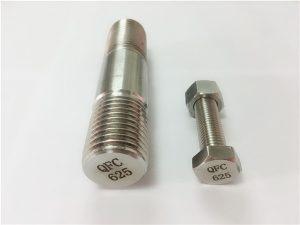 71-625 fixen inconel en níquel