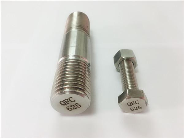 inconel 625 fixadors en níquel