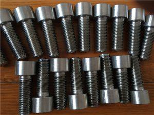 Nº9-Incoloy 926 EN1.4529 Fixador de cargol de capçal UNS N08926