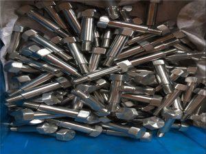Venda de subjecció automàtica d'acer no estàndard d'OEM