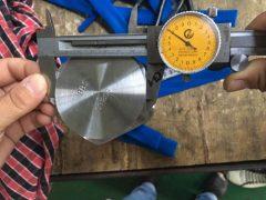 S31803 Prova de dimensió del cargol hexagonal