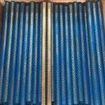 Fixador d'acer inoxidable s32760 (zeron100, en1.4501) canya de fil completament
