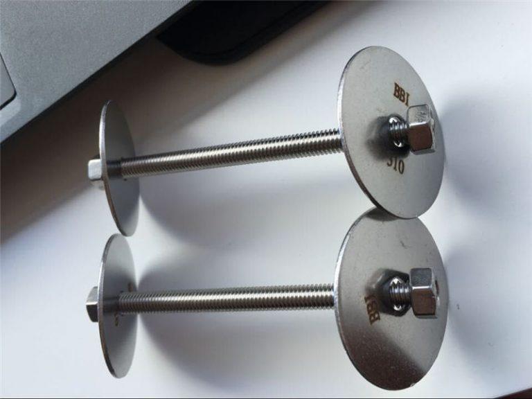 fixador ss310 / ss310s astm f593, cargols, femelles i rentadores d'acer inoxidable