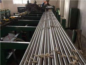Barra rodona d'acer inoxidable Super duplex s32760 (A182 F55)