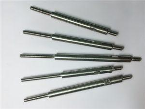 Fixacions de rosca d'acer inoxidable per mecanitzar de precisió cnc