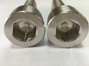 fabricants de subjeccions Cargol de capçal de hexàgon de titani DIN 6912