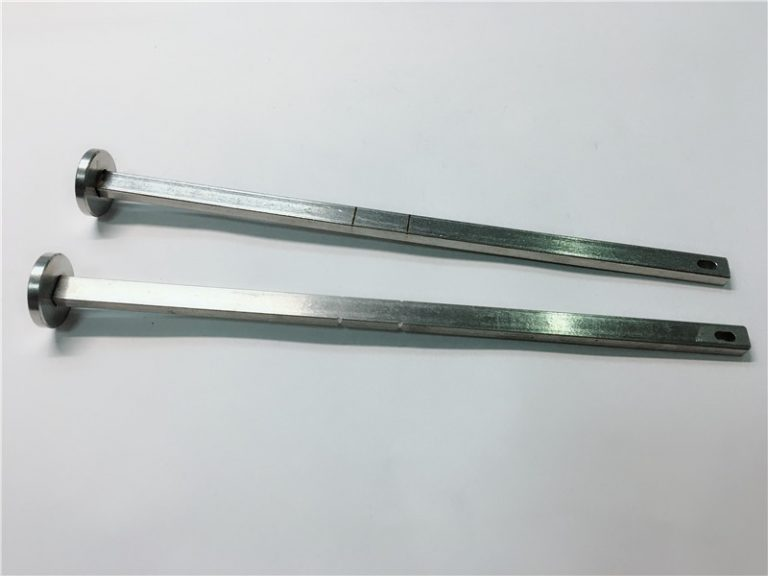 Proveïdor de subjecció de maquinari 316 acer inoxidable cap pla de coll quadrat din603 m4 cargol cargol