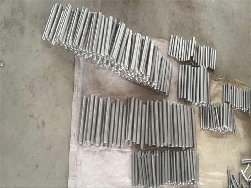 inconel 718 625 600 601 cargol de rosca hexagonal i fixador de femelles M6 M120